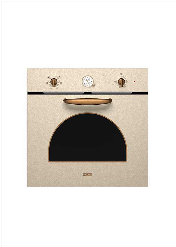 Country Flat Franke Oven